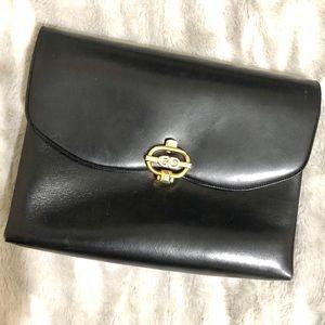 Gucci | Vintage Black Clutch / Handbag